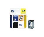 NEC/HP対応インクカートリッジ 56 C6656AA#003 (ブラック)等