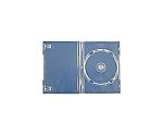 CD/DVDケース M-lock透明 10枚入