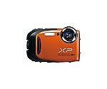 [取扱停止]防水・防塵デジタルカメラ XP70 1640万画素 FX-XP70-OR