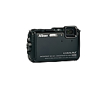 [取扱停止]防水・防塵デジタルカメラ 1605万画素 AW-120BK