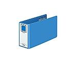 伝票ファイル(ボード表紙) A4 1/3 2穴 収容幅50ミリ 青