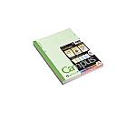 キャンパスノートカラー表紙(普通横罫) 6号(セミB5) 罫幅7mm30枚5冊組