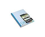 キャンパスノートカラー表紙(中横罫) 6号(セミB5) 罫幅6mm30枚5冊組