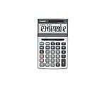 ジャスト型特大表示実務電卓 JS-200W-N