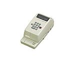 電子チェックライター 8桁 コードレス リピート印字 IS-E21