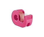 セロテープ小巻カッター付 15mm幅 9m ピンク