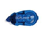 Tape Glue <Dot Liner> Refill Tape 84mm x 16m -D400-08
