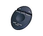セラミックレターオープナー メールエッグ 黒 1枚切り W35×D8×H50mm