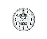 温湿度カレンダー表示付電波掛時計 KX383S