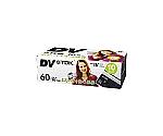 [取扱停止]ミニDVテープ 60分 10巻パック DVM60BUX10A