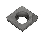 京セラ 旋削用チップ ダイヤモンド KPD001 型番:CCGW040102 KPD001