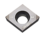 京セラ 旋削用チップ CBN KBN525 型番:CCMW09T304S01035MET KBN525等