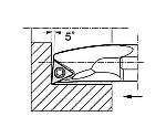 京セラ 内径加工用ホルダ 型番:S25SSTLPL1627A