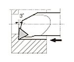 京セラ 内径加工用ホルダ 型番:S20QCTUPR1127
