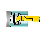 サンドビック コロターンXS 小型旋盤用インサートバー 1025 型番:CXS05TE98155225L 1025 CXS05TE98155225L 1025