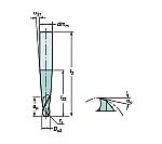 サンドビック コロミルプルーラ 超硬ソリッドエンドミル 型番:R216.5~