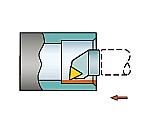 サンドビック コロターンSL コロターン107用カッティングヘッド 型番:R579.0C50403516