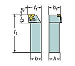 サンドビック T-Max P ネガチップ用ボーリングバイト 型番:S32UPTFNL16W