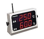 温湿度表示計(ワイヤレスタイプ)