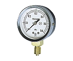 JIS汎用形圧力計(A枠立型・φ60・ストレートねじ)等