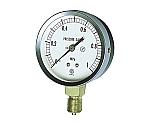JIS汎用形圧力計(A枠立型・φ75)