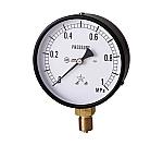 一般蒸気用圧力計(A形立型・φ75)