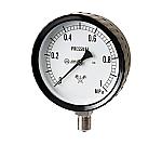 ステンレス圧力計(A形立型・φ100)等