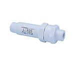 エクセル・インライン用フィルター 処理空気流量(m3/min):0.3 接続口径:Rc1/4 空気、窒素用 L300