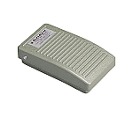 フットスイッチ 接続口径:外径φ4チューブ ワンタッチ継手 圧縮空気用