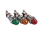 ランプ交換型超高輝度LED表示灯φ16