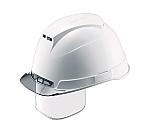 ヘルメット(高通気二層構造タイプ・ワイドシールド面付)等