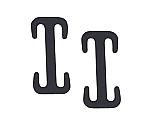フルハーネス安全帯 黒影用ベルト固定具