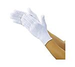 軽作業用すべり止め手袋 薄手 5双組 フリーサイズ