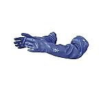 腕カバー付手袋ニトリルソフトロング