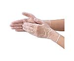 使い捨てビニール手袋(100枚入)等