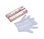 使い捨て手袋ポリ スーパーグローブ(外エンボス・100枚入)