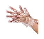 ポリエチレン手袋(片エンボス・100枚入)