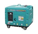 空冷式ディーゼル発電機(交流専用・セルスタータ式) YDGシリーズ