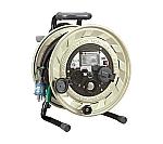 コードリール大容量型メタルセンサーリール・メタセンBox(ブレーカー付)