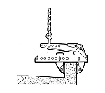 コンクリート製品用つりクランプ EST-250