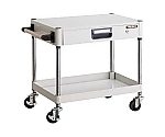 NIXX Wagon 600X400 thin 1 stages with drawer W color and others