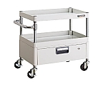 NIXX Wagon 600X400XH600 1 stages with drawer W color and others