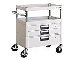 NIXX Wagon 600X400XH740 with drawer W color and others