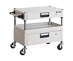 NIXX Wagon 600X400XH600 with drawer W color and others