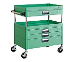 NIXX Wagon 600X400XH880 with drawer W color and others