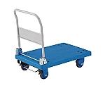 樹脂製運搬車グランカート サイレント(折りたたみハンドルタイプ・ストッパー付)