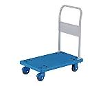 樹脂製運搬車グランカート サイレント(固定ハンドルタイプ)