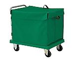 樹脂製運搬車グランカート(ハンドトラックボックス付)