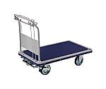 プレス製運搬車アクセル(ハンドル解除式アシスト機能付)