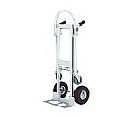 アルミ製二輪・四輪運搬車